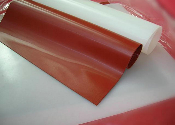 China Do Virgin de silicone da borracha da folha de Rolls produto comestível 100% translúcido sem cheiro distribuidor